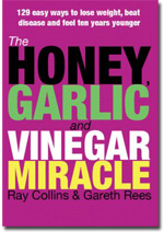 Honey Garlic & Vinegar Miracle